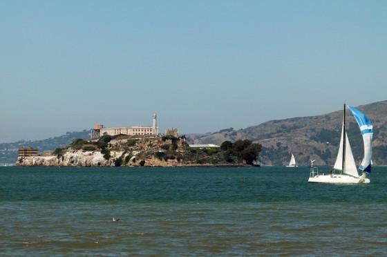 alcatraz prison island san francisco california