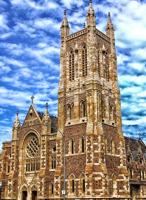 Adelaide St Francis Xavier Cathedral