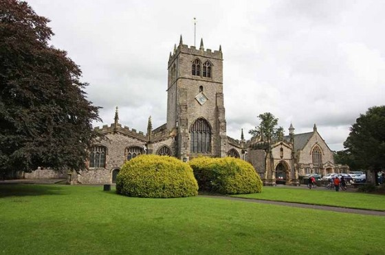 Kendal Cumbria Holy Trinity Church