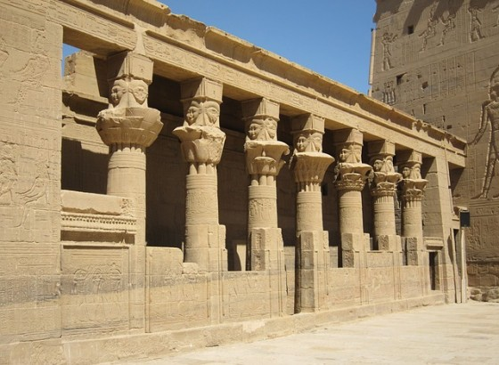 Temple of Horus Aswan
