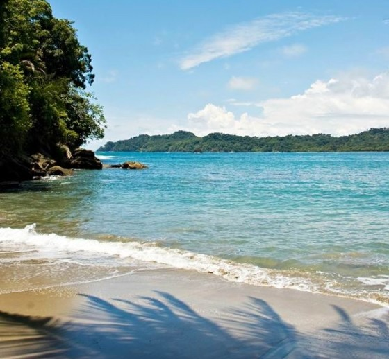 Costa Rica, Manuel Antonio beach