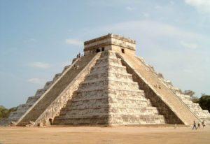 Pyramide in Chichen Izta