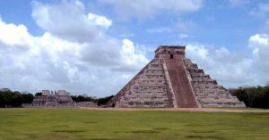 Pyramid of Chichen Izta