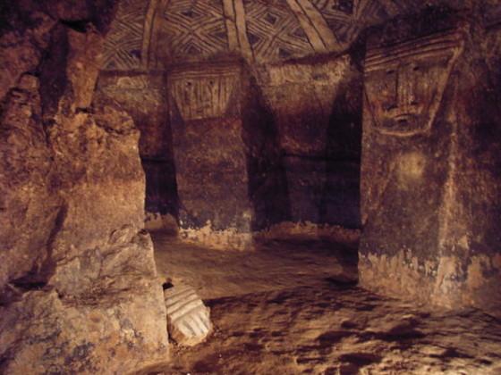 Tierradentro ruins