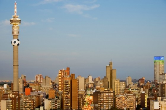 Johannesburg downtown