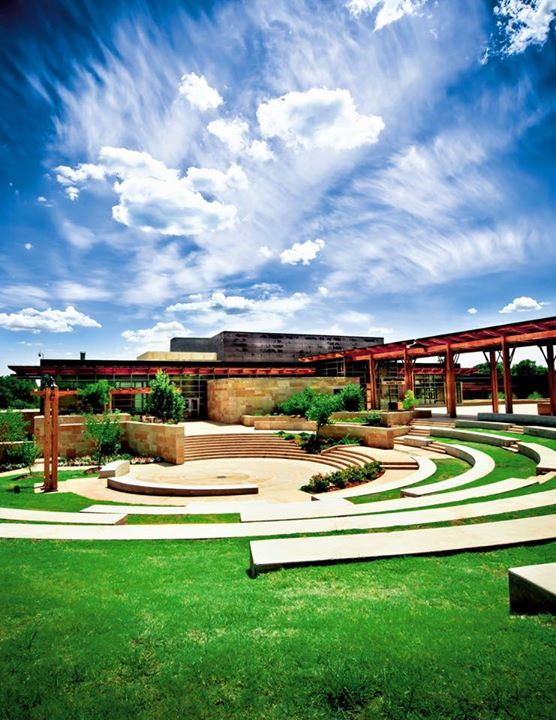Chickasaw Cultural Center