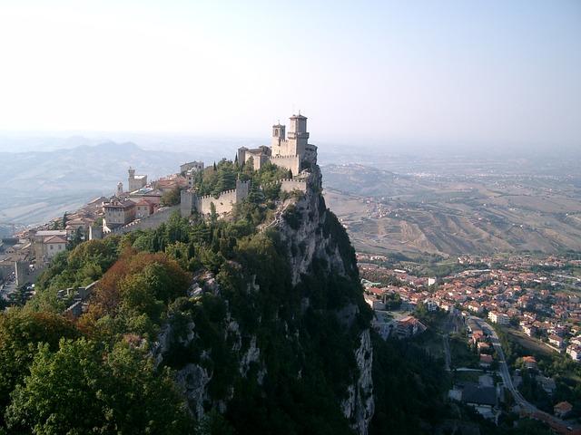 san-marino-castle