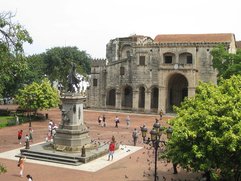 Santo Domingo Columbus Park
