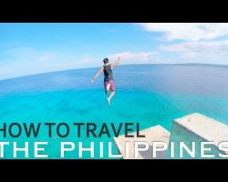 Ways to Travel Light while in the Philippines