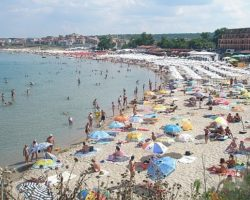 Sozopol beach
