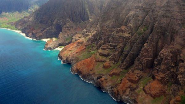 Kauai napali-coast