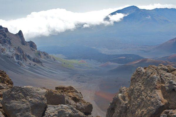 Maui, Haleakala Crater