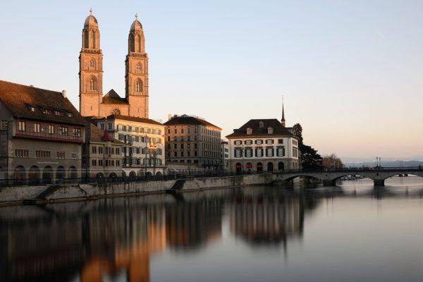 Zurich Grossmunster