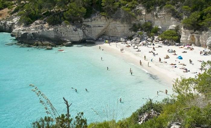 Menorca beaches