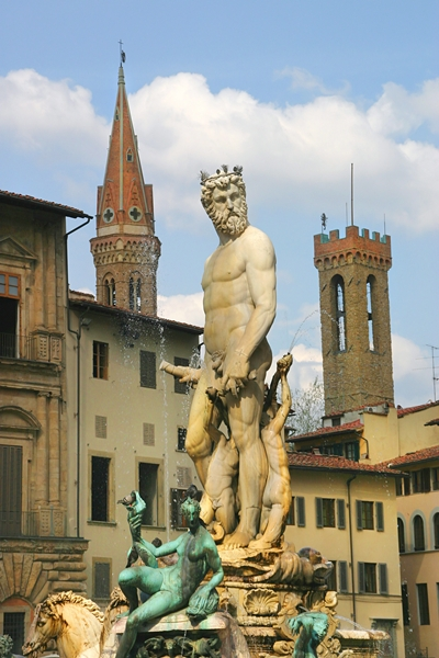 Florence, Fountain of Neptune