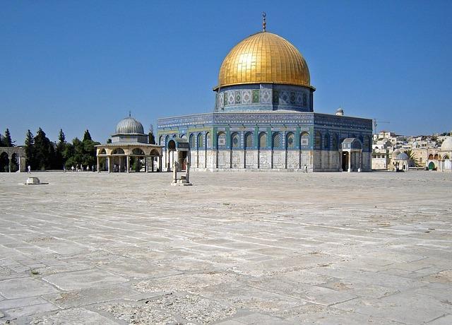dome-of-the-rock Jerusalem