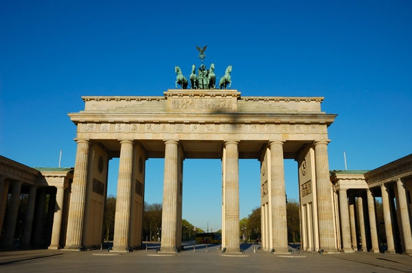 Berlin, Brandenburger Gate